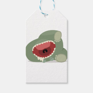 Étiquettes-cadeau Dinosaure de sommeil