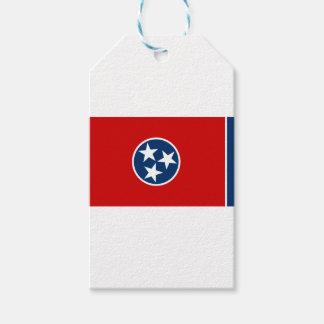 Étiquettes-cadeau Drapeau du Tennessee