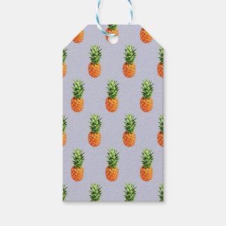 Étiquettes-cadeau Express d'ananas