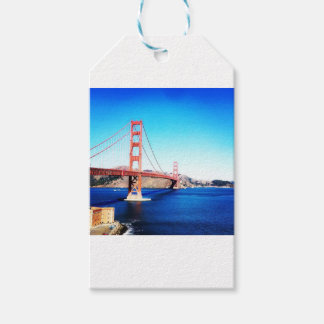 Étiquettes-cadeau Fait en San Fransisco