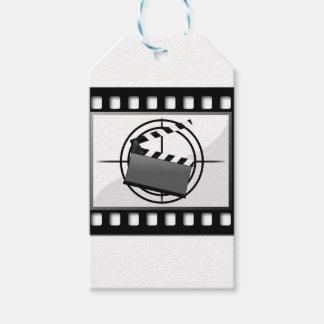 Étiquettes-cadeau Film