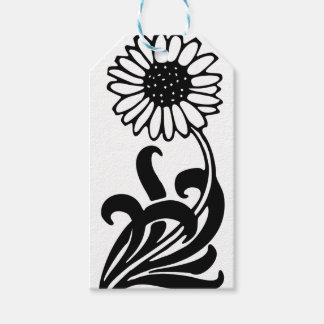 Étiquettes-cadeau Fleur de Sun