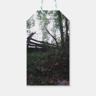 Étiquettes-cadeau Forêt enchantée