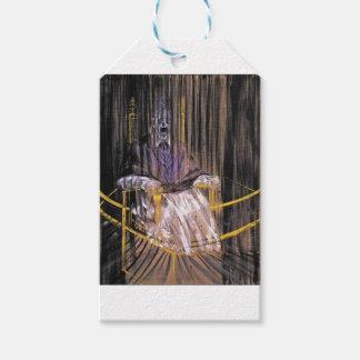 Étiquettes-cadeau Francis Bacon - papes criards