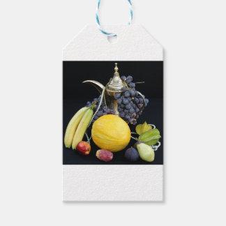 Étiquettes-cadeau Fruits chers interdits
