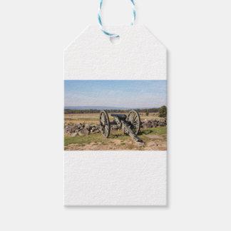 Étiquettes-cadeau Gettysburg : Une vue de la charge de Pickett
