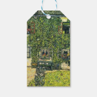 Étiquettes-cadeau Gustav Klimt - la Chambre de Guardaboschi