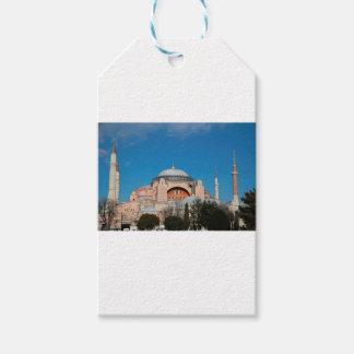 Étiquettes-cadeau Hagia Sophia Turquie