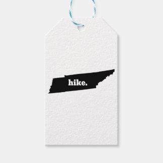 Étiquettes-cadeau Hausse Tennessee