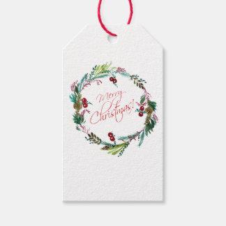 Étiquettes-cadeau Joyeux Noël
