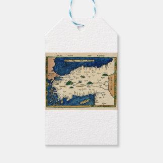 Étiquettes-cadeau L'Asie 1513