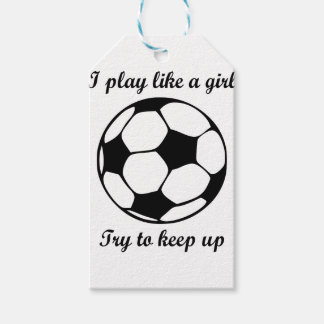 Étiquettes-cadeau le jeu aiment une fille