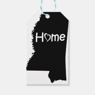 Étiquettes-cadeau Le Mississippi
