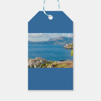 Étiquettes-cadeau Le pêcheur sicilien