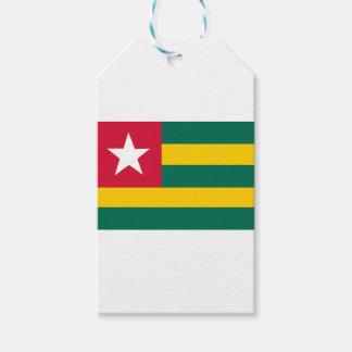 Étiquettes-cadeau Le Togo