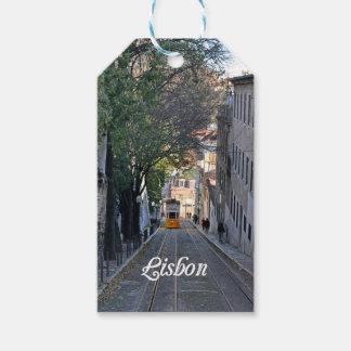 Étiquettes-cadeau Lisbonne
