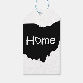 Étiquettes-cadeau l'Ohio