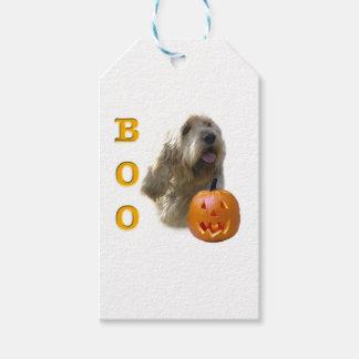 Étiquettes-cadeau L'Otterhound Halloween HUENT