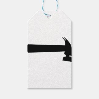 Étiquettes-cadeau Marteau