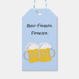 Étiquettes-cadeau Meilleurs amis pour toujours