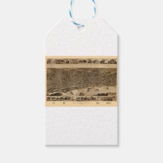 Étiquettes-cadeau Memphis Tennessee 1887