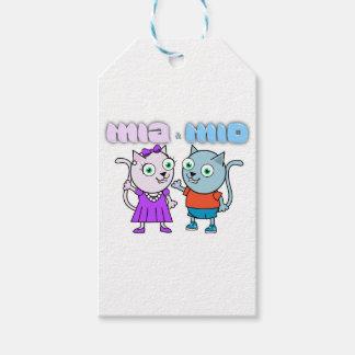 Étiquettes-cadeau Mia et millions d'articles comestibles
