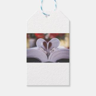 Étiquettes-cadeau Ministère chrétien de bible de mariage