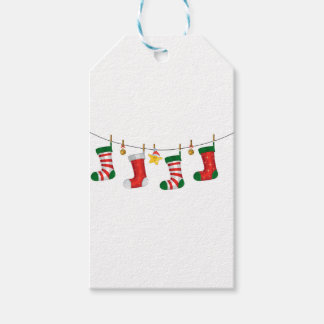 Étiquettes-cadeau Noël