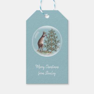 Étiquettes-cadeau Noël en Australie