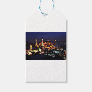 Étiquettes-cadeau Nuit de Hagia Sophia