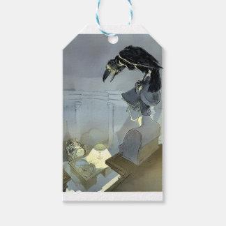 Étiquettes-cadeau Observé par Raven