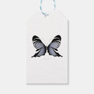 Étiquettes-cadeau Papillon bleu 3 Sulawesi Woodtree