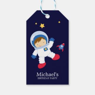 Étiquettes-cadeau Partie d'anniversaire de enfant de garçon