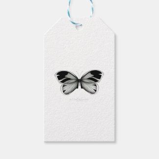 Étiquettes-cadeau Petit papillon de sauge de Richmond