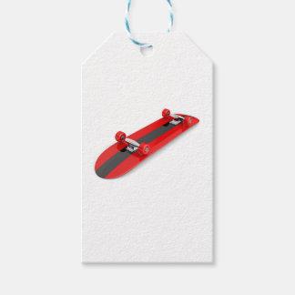 Étiquettes-cadeau Planche à roulettes