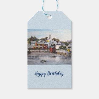 Étiquettes-cadeau Port de Portsmouth, New Hampshire