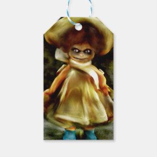 Étiquettes-cadeau Produits décourageants de chariot de Dora