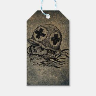 Étiquettes-cadeau Skull-and-crossbones 2