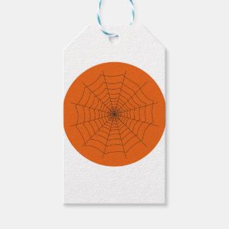 Étiquettes-cadeau spider