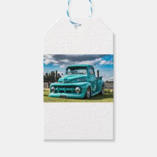 Étiquettes-cadeau Transport automatique d'automobile de véhicule de