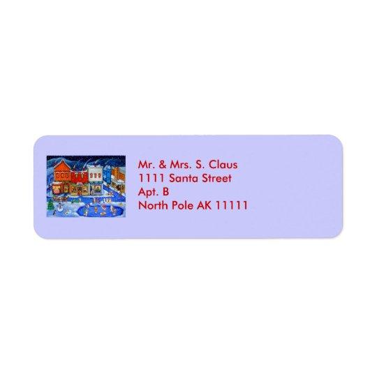 Étiquettes de adresse de corgi de Gallois de