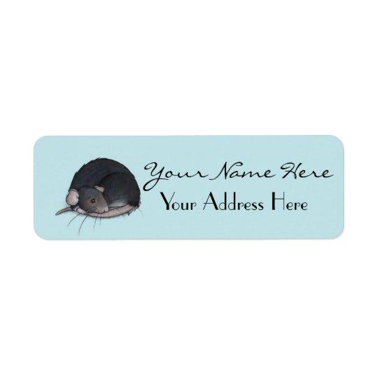 Étiquettes de adresse de rat