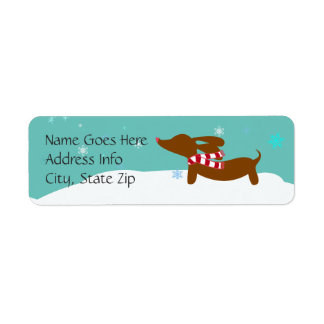 Étiquettes de adresse de retour de vacances