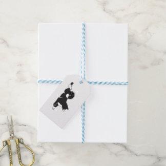 Étiquettes de cadeau de MARS Akita