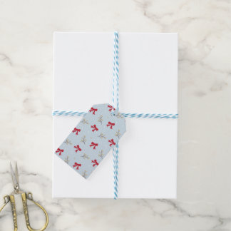 Étiquettes Pour Cadeaux Bleu Natalino
