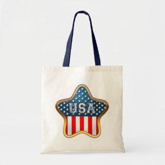 Étoile américaine sac