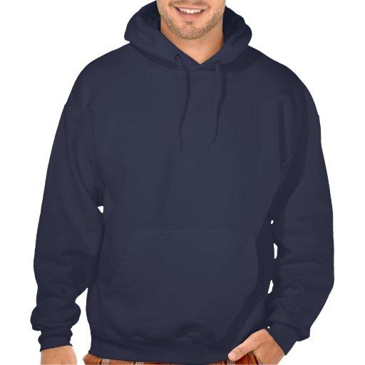 Étoile américaine sweatshirts avec capuche