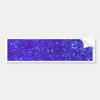 Étoile bleu-foncé de Starfield de ciel nocturne de Autocollant Pour Voiture