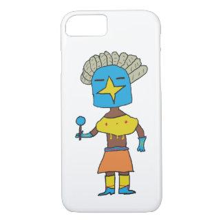 Étoile bleue Kachina Coque iPhone 8/7