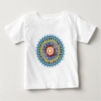 Étoile bleue t-shirts
